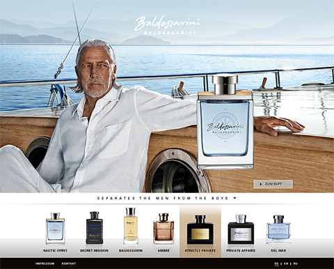 Baldessarini Fragrances